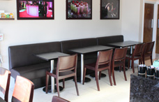 Fixed Bench Seating