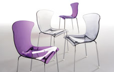 Contemporary Cafe Chairs