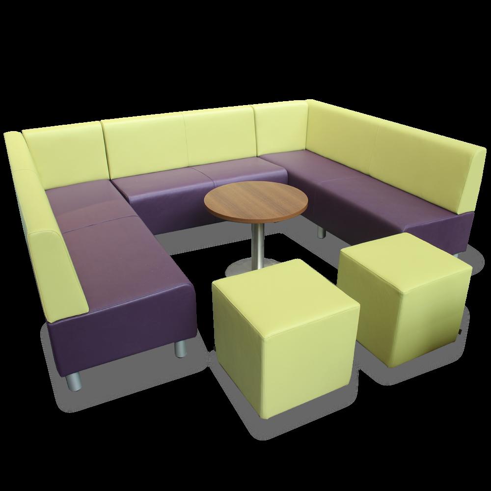 geo booth set geo range modular seating