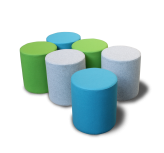 Office Wool Drums
