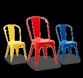 Zizou Bistro Chairs RAL