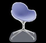 Berrardi Swivel Chair