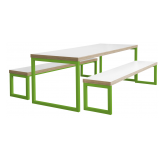 Nesta Bench & Table Set