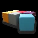 Fabric Cubes