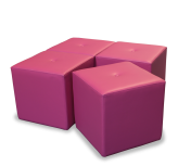 Button Cubes