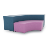 Junior Curved Bench