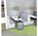 Luna 6-Person Booth
