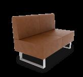 Vista 2-seater (Sled Leg)