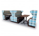 Wingback Booths