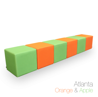 Atlanta Orange / Apple